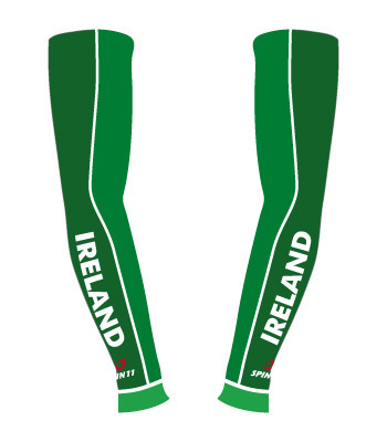 Team Ireland Armwarmers