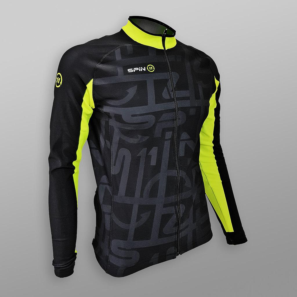 SPORT PLUS Long Sleeve Roubaix Jersey