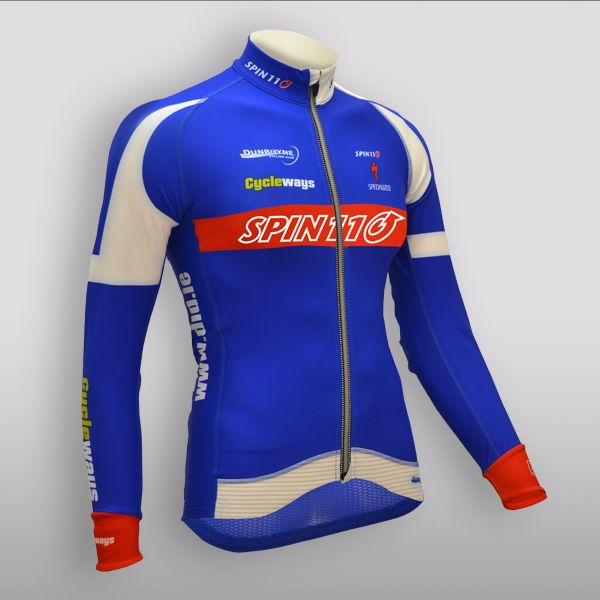 CARBON ELITE Long Sleeve Jersey