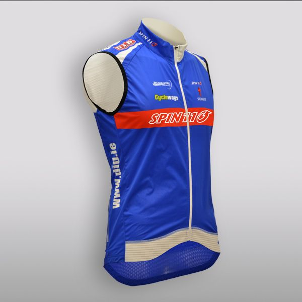 CARBON ELITE Packable Windstopper Gilet