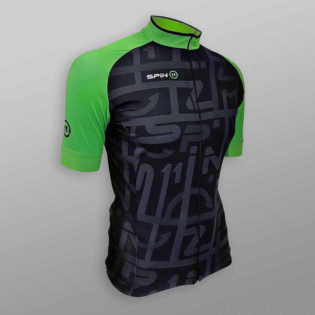 SPORT PLUS Short Sleeve Jersey BIOCERAMIC